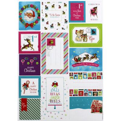Love Santa A4 Ultimate Die-Cut and Paper Pack image number 3