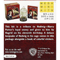 Harry Potter: Hedwig Owl Kit and Sticker Book