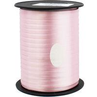 Pink Balloon Curling Ribbon - 500m x 5mm