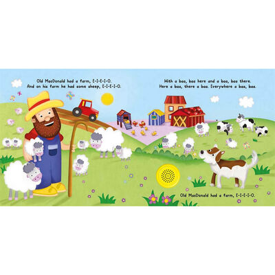 Old MacDonald Had a Farm Sound Book image number 3