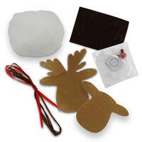 Make Your Own Hanging Reindeer Decoration