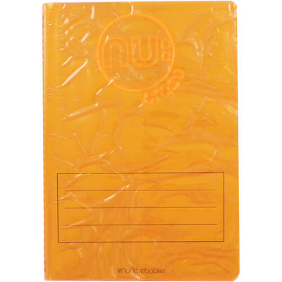 A5 NU Craze Glow Lined Notebook - Assorted image number 1