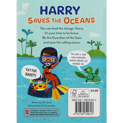 Harry Saves the Oceans image number 3