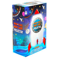 Moon and Stars Projector Night Light