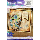 Crafter's Companion Collage Photopolymer Stamp - Feathered Friend image number 1