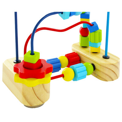 Wooden Bead Maze image number 4