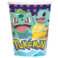 Pokemon Paper Cups: Pack of 8