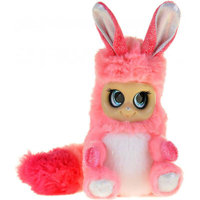 Bush Baby World Shimmies Coral Soft Toy image number 1