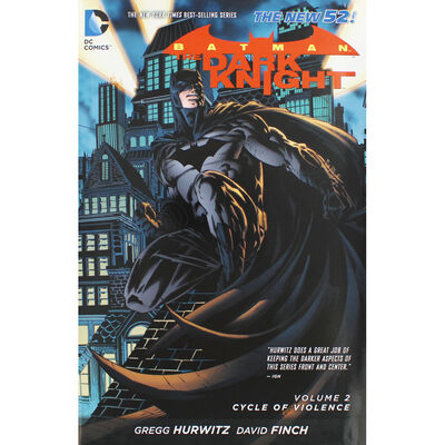 Batman The Dark Knight: Cycle of Violence - Volume 2 image number 1