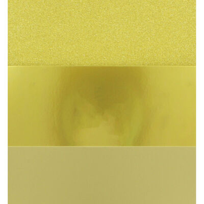 Crafters Companion A4 Luxury Cardstock Pack - Gold image number 4