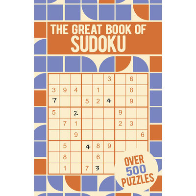 The Great Book of Sudoku image number 1