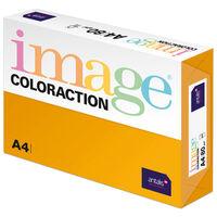 A4 Mid Orange Venezia Image Coloraction Copy Paper: 250 Sheets