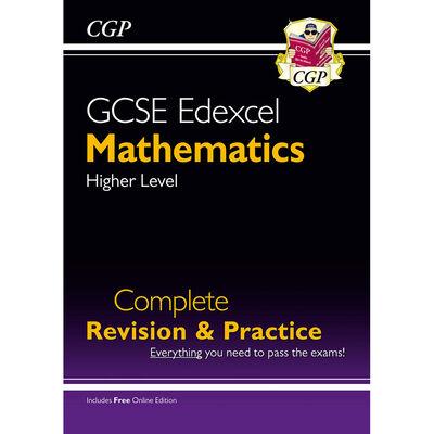 CGP GCSE Maths Edexcel Grade 9-1: Complete Revision & Practice image number 1