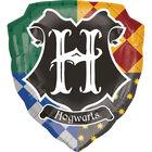 27 Inch Harry Potter Emblem Super shape Helium Balloon image number 1