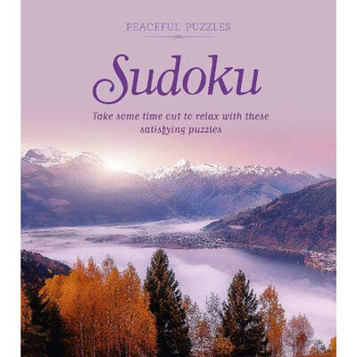 Peaceful Puzzles Sudoku image number 1