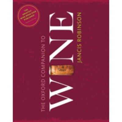 Oxford Companion to Wine image number 1