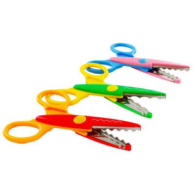 Craft Scissors - 3 Pack image number 3