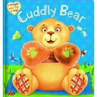 Cuddly Bear Board Book