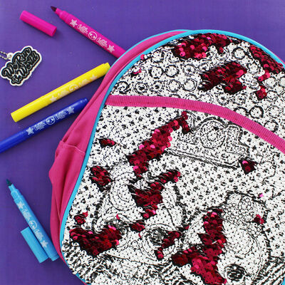 LOL Surprise Sequin Backpack image number 2