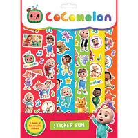Cocomelon Sticker Fun