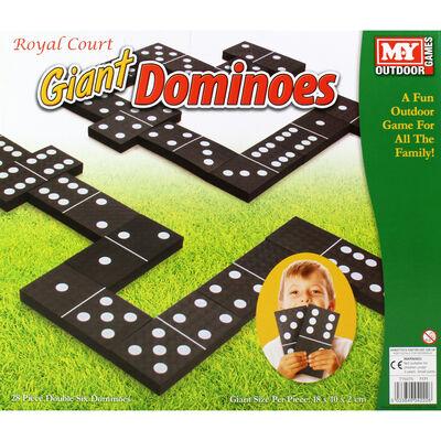 Giant EVA Dominoes Game image number 3