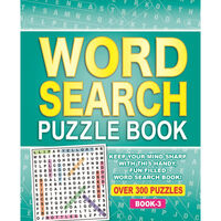 Word Search Puzzle Book 3