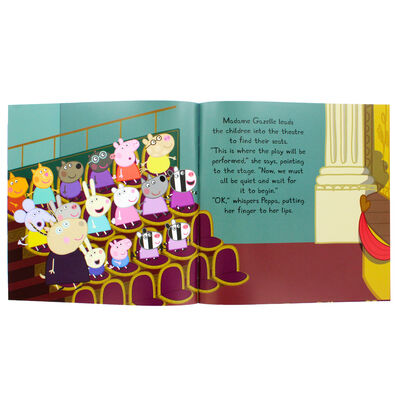 Peppa Pig: Peppa's Theatre Trip image number 2