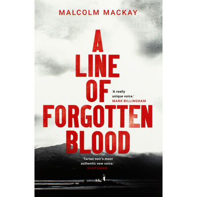 A Line Of Forgotten Blood image number 1