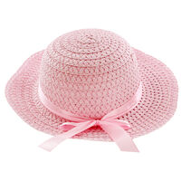 Pink Easter Bonnet