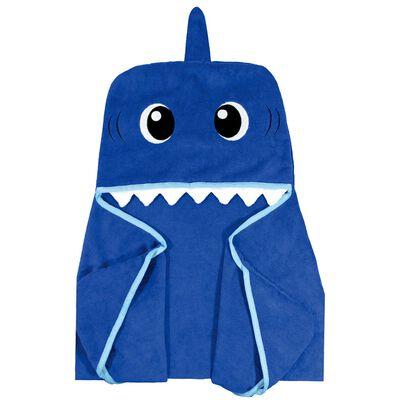 Hooded Shark Towel image number 2