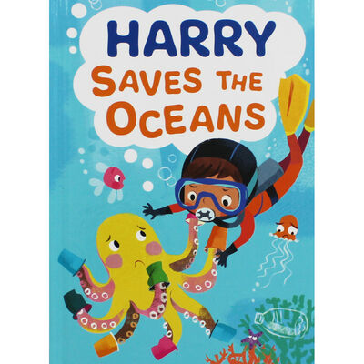 Harry Saves the Oceans image number 1