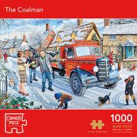 The Coalman 1000 Piece Jigsaw Puzzle