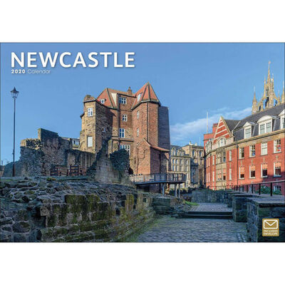 Newcastle 2020 A4 Wall Calendar image number 1