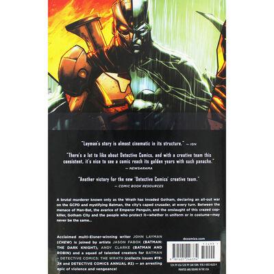 Batman Detective Comics: The Wrath - Volume 4 image number 3