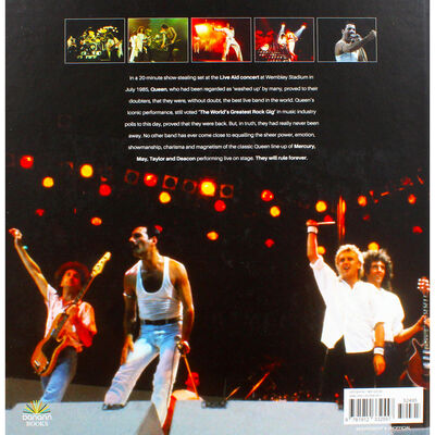 Queen Live: Collected image number 4