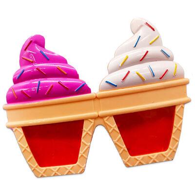 Novelty Ice Cream Glasses image number 2
