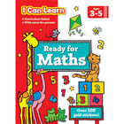 Ready For Maths: Ages 3-5 image number 1