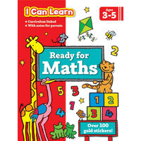 Ready For Maths: Ages 3-5