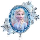 30 Inch Disney Frozen 2 Super Shape Helium Balloon image number 1