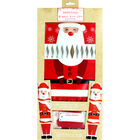 Make Your Own Santa Christmas Crackers - 6 Pack image number 1