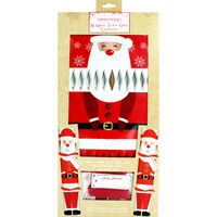 Make Your Own Santa Christmas Crackers - 6 Pack