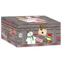 Christmas Eve Boxes: Santa's Workshop