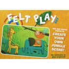 Jungle Felt Play Set image number 1