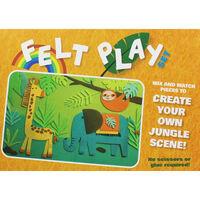 Jungle Felt Play Set