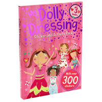 My Dolly Dressing Sticker and Activity Pack