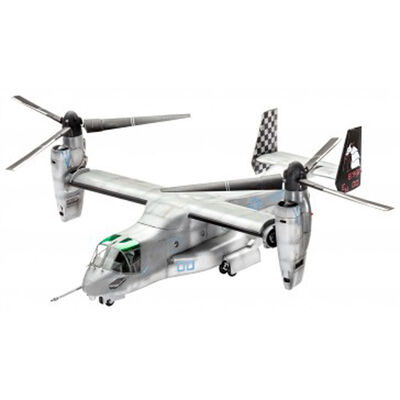 Revell MV-22 3964 Osprey Model Kit image number 2