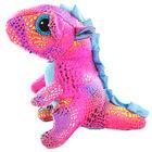 Pink Snuggly Dinosaur Plush image number 3