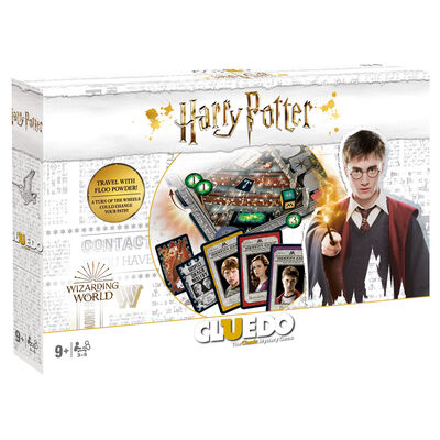 Harry Potter Cluedo Board Game image number 1
