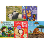Bedtime Mysteries & Adventures: 10 Kids Picture Books Bundle image number 2