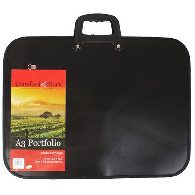A3 Art Portfolio Carry Case image number 1